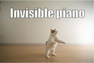 Invisible Piano Funday.gr