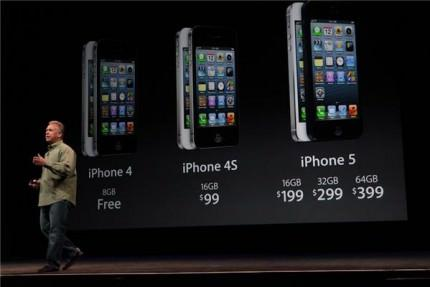 Iphone5 Prices