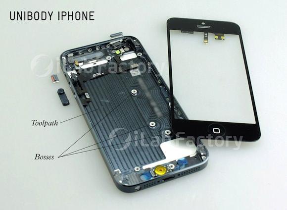 Iphone5 Toolpath