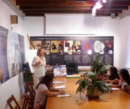 Παιδικό Εργαστήρι Λογοτεχνίας και Δημιουργικής Γραφής με τη Χριστίνα Κόλλια