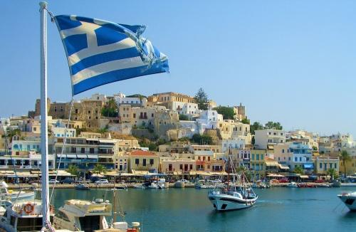 5009383 Naxos Greece