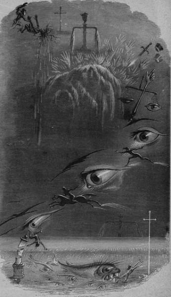 A Dream Of Crime Punishment J.j. Grandville 346x600