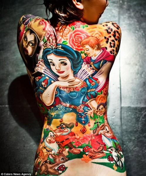 Annfaye Kao Tattoo