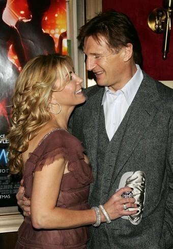 Liam Neeson And Natasha Richardson Liam Neeson 4978360 340 489