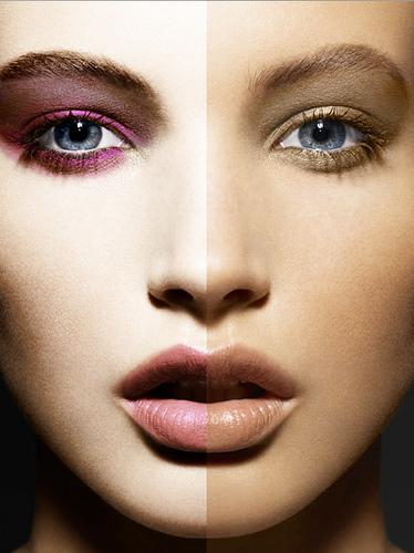 Make Up Trends 2012
