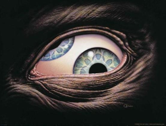 Ocular Orifice Cam De Leon