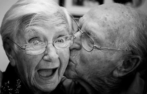 Couple Cute Grandfather Grandma Grandmother Grandpa Favim Com 96894