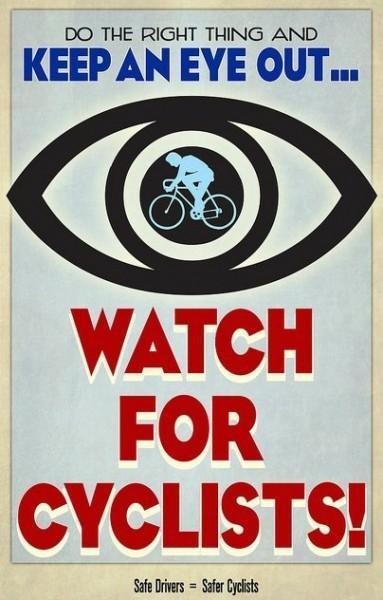 Cyclists 383x600