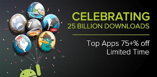 Google Play 25 Billion