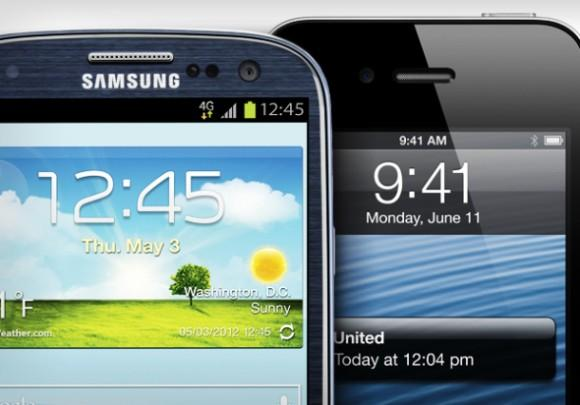 Iphone 5 Vs Galaxy S3 E1347484568723