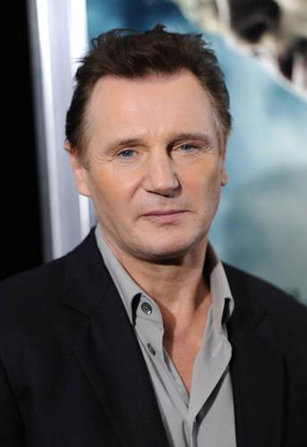 Liam Neeson Photo Harry Potter Deathly Hallows Premiere