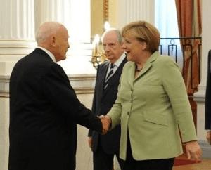 Merkel Papoulias