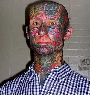 Weird Tattoos 13