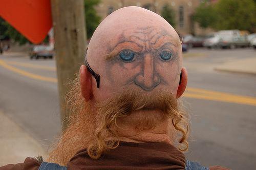 Weird Tattoos 3