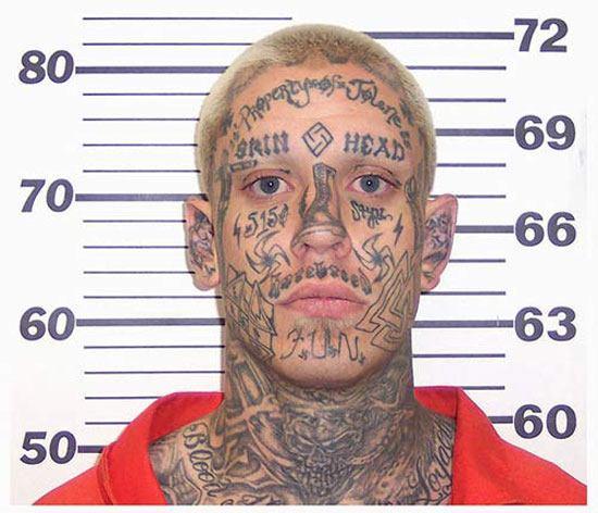 Weird Tattoos 9