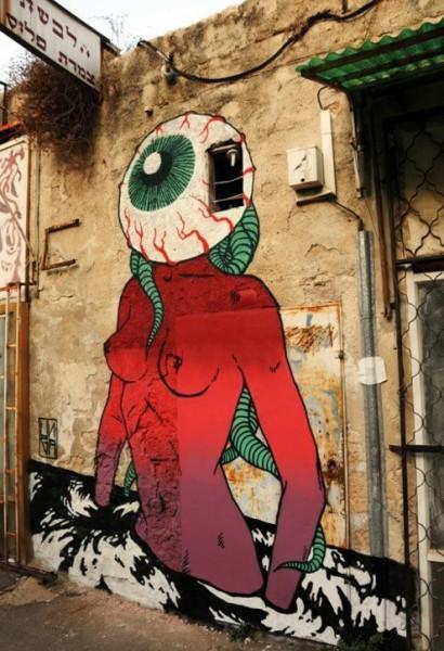 Woman Eye 410x600