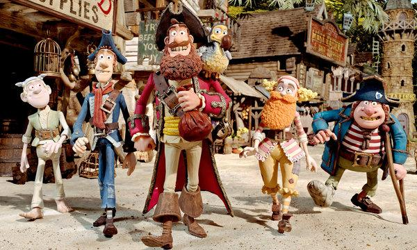 The Pirates Band Of Misfits 2012 Dvdrip Xvid Ptpower