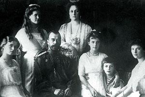 Νικόλαος Β' Ρομανόφ, Τσάρος της Ρωσίας