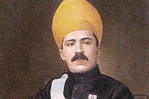 Οσμάν Αλί Χαν, Ασάφ Τζά ο 7ος