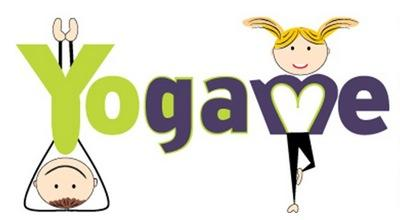 Yogame Logo