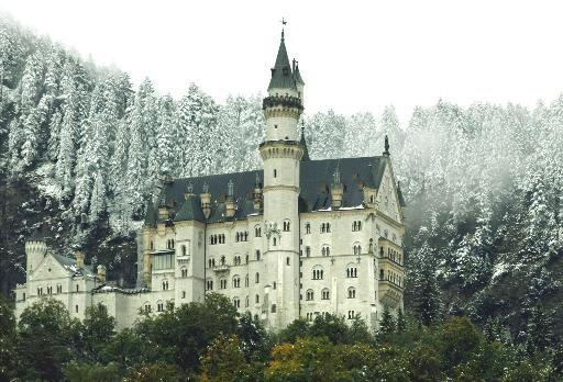 Το κάστρο Νοϊσβανστάιν (Diether Endlicher/AP Photo)
