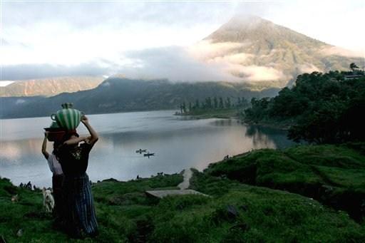 Λίμνη Ατιτλάν ((c) Rodrigo Abd/AP Photo)