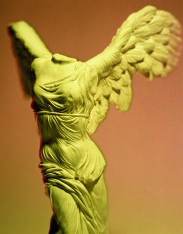 Η Νίκη της Σαμοθράκης (Lonny Kalfus/Stone Sub/Getty Images)