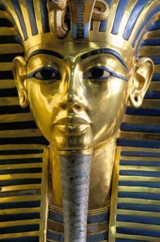 Η μάσκα του Τουταγχαμών ((c) Upperhall Ltd/Robert Harding/Getty Images)