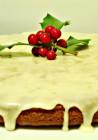 Κέικ με μπαχαρικά και πορτοκάλι-λεμόνι / Cake with spices an...