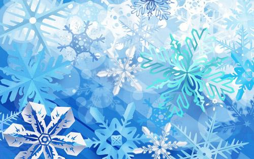 Ice Flakes Wallpapers 7718 1280x800