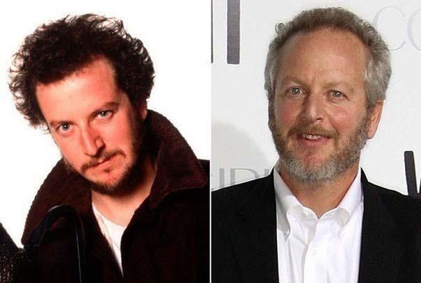Οι πρωταγωνιστές της ταινίας «Μόνος στο σπίτι» τότε και τώρα (1)