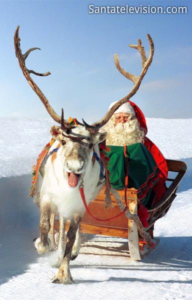 Santa Claus Finland