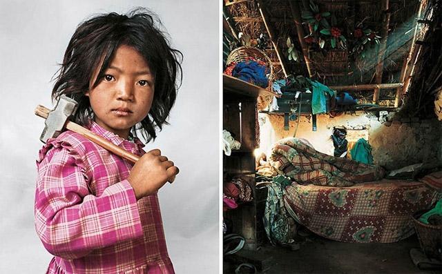 children-sleep-nepal