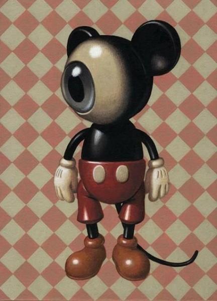 Cyclops Eye Mickey Mouse1 432x600