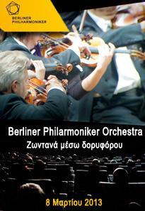 Berliner Philarmoniker Orchestra