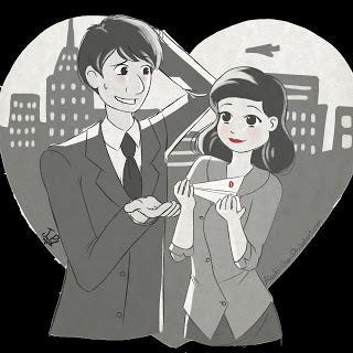 Δες το συγκινητικό animation για τον έρωτα που «σαρώνει»