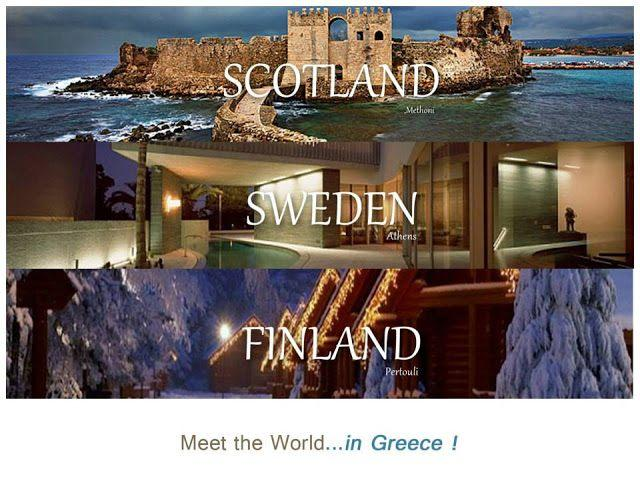 Meet the World in Greece 8