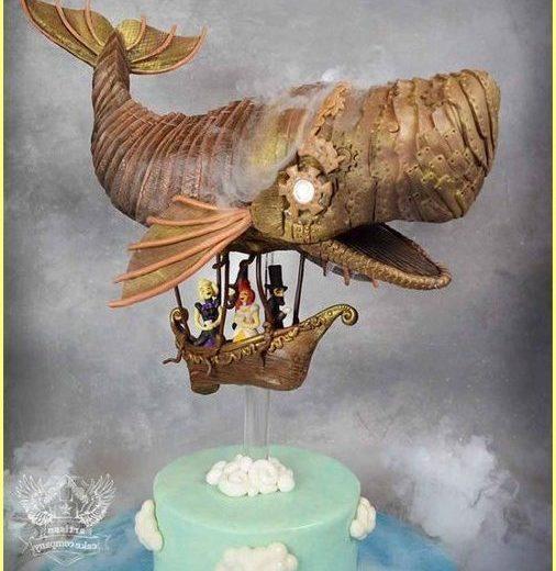 Sugar Cake Art 08