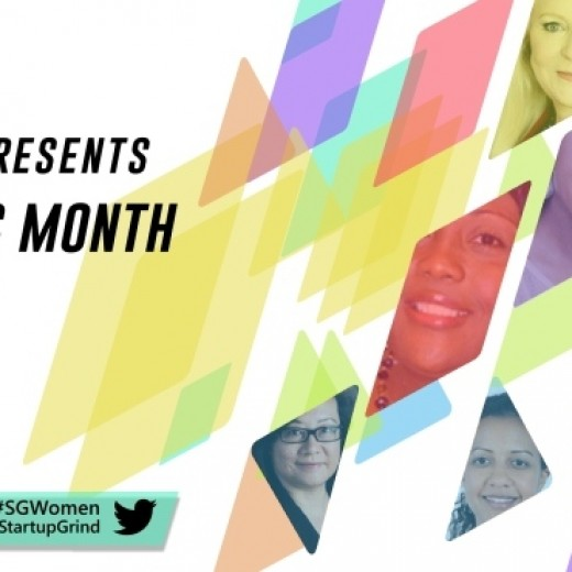 Startupgrind Womensmonth