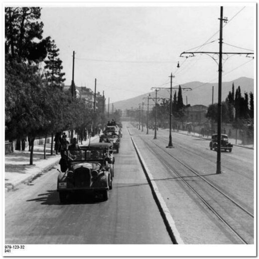 Υπέροχες Φωτογραφίες μιας Αθήνας απ' τα Παλιά